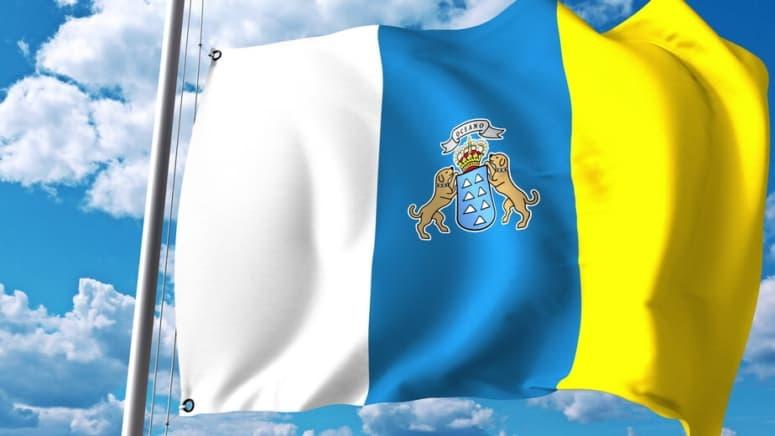 Banderas de Canarias: La historia detrás de las enseñas de las Islas