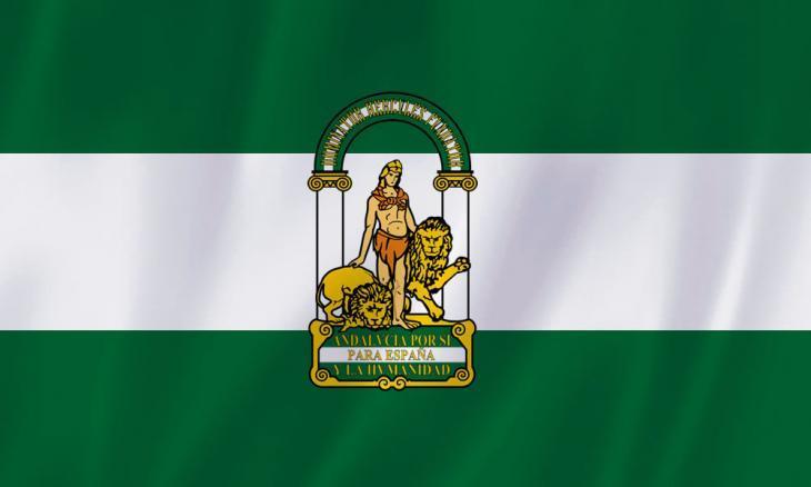 Las banderas de Andalucía: historia y origen