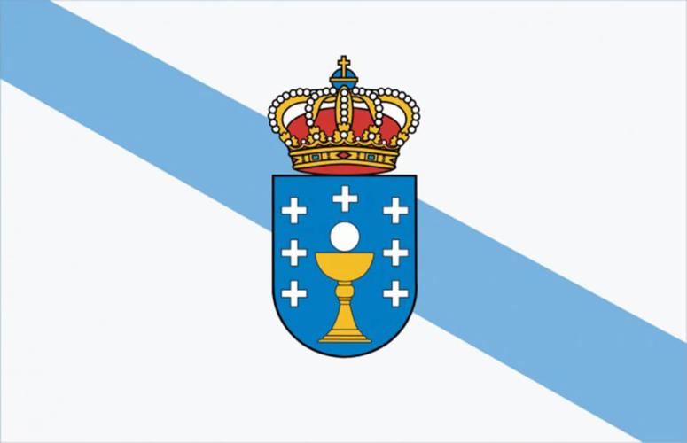 Conoce los orígenes de la bandera de Galicia y sus curiosidades