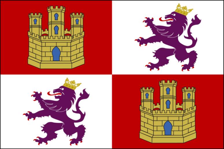 Las banderas de Castilla y León: símbolos con mucha historia