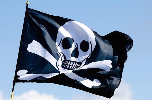 ¿Qué significado tiene la bandera pirata? El origen y evolución de la Jolly Roger