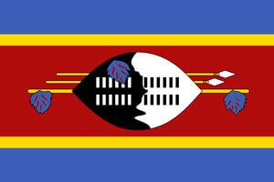 bandera-Suazilandia