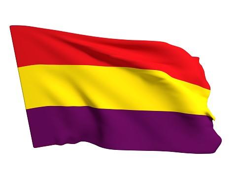 La bandera republicana Española ¿Cuál es su origen, historia y significado?