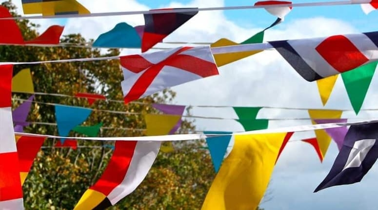 Banderas de publicidad: ¿En qué eventos las podemos usar?
