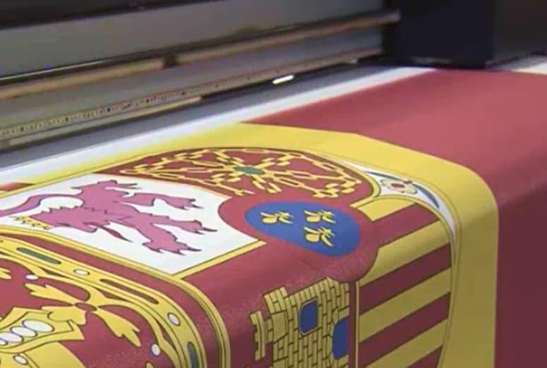 IMAZU, en TeleMadrid por el aumento en la venta de banderas de España