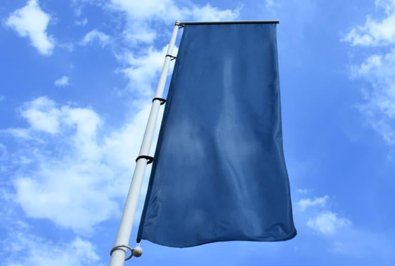 Consejos para lograr que mis banderas, banderolas o material publicitario se vean más
